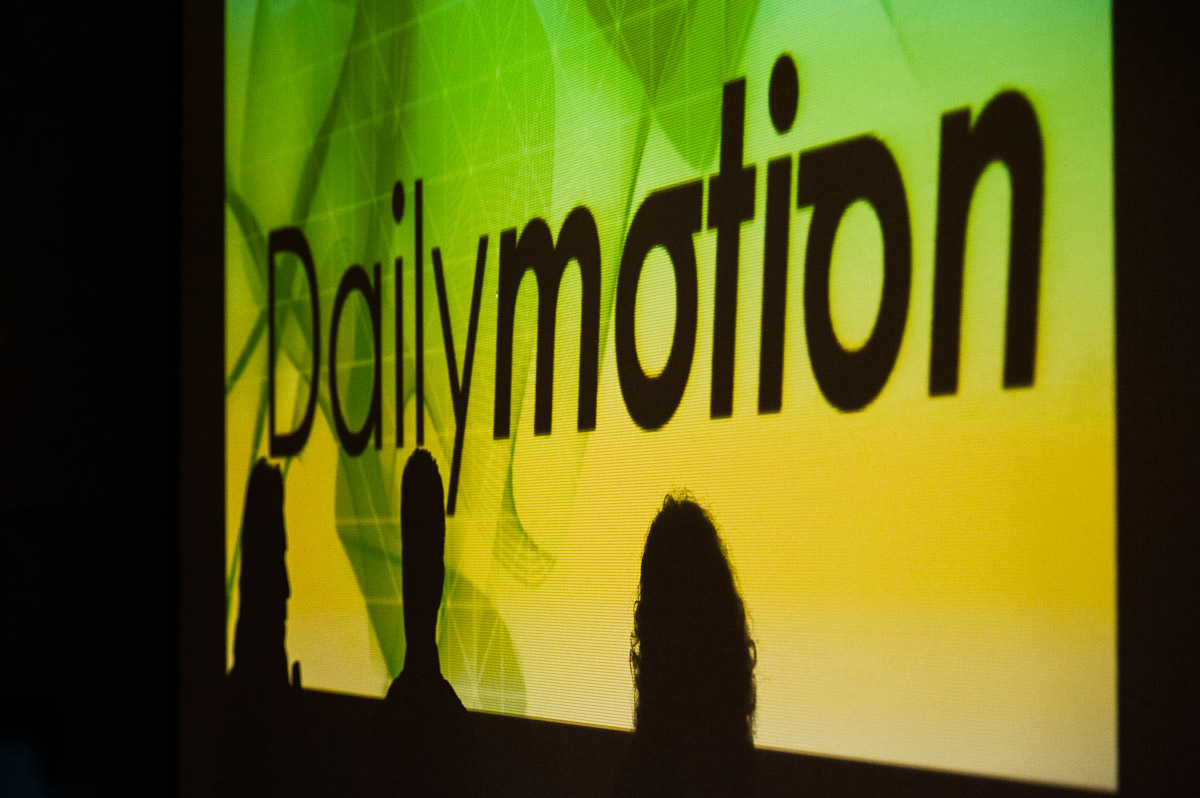 Dailymotion Präsentation