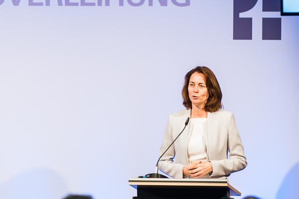 Bundesministerin Katarina Barley