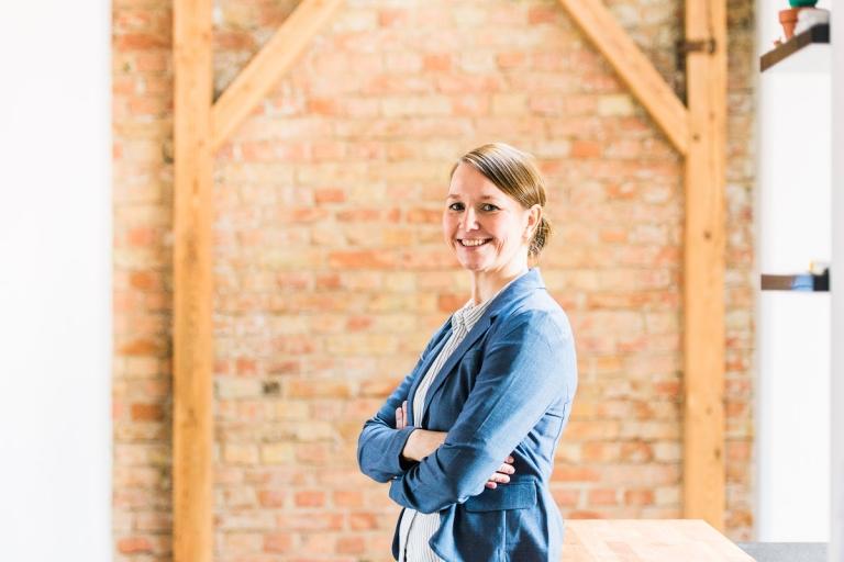 Portrait Sprachlehrerin