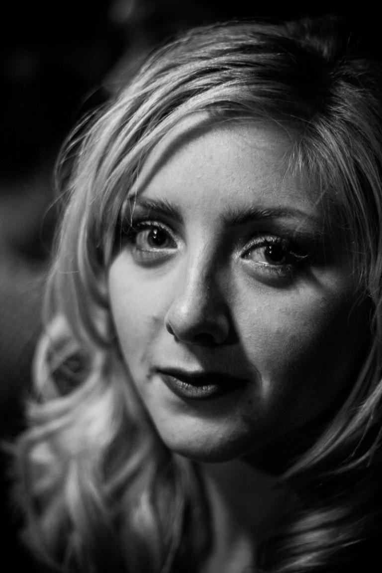 Portrait Schauspielerin Australien