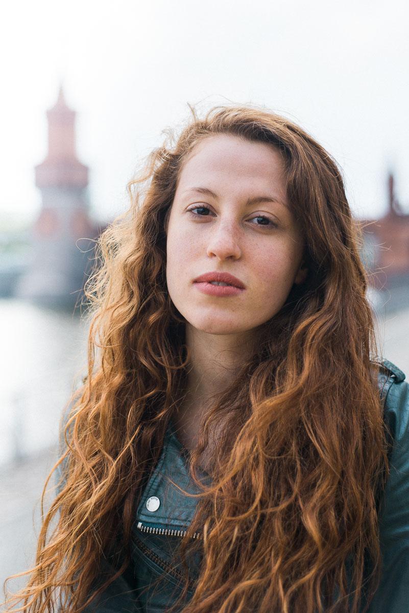 Junge Schauspielerin Berlin