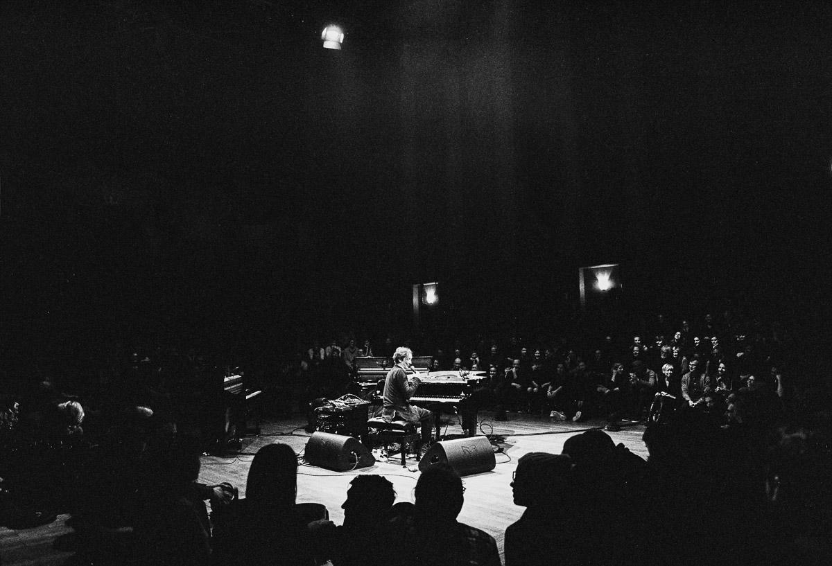 Hauschka spielt im Funkhaus Berlin