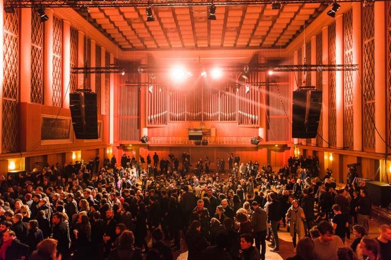 Foto Konzertsaal Funkhaus Berlin